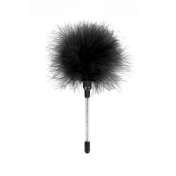 Petite Plume Caresse Noire