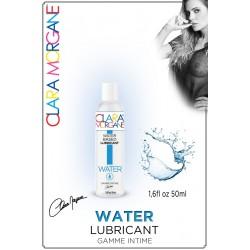 Lubrifiant Water Base Eau 50Ml