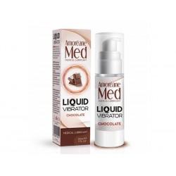 Liquid Vibrator Lubrifiant Gourmand Chocolat
